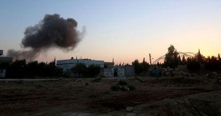 İdlib hattına 'askeri yığınak'