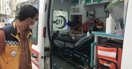 Iğdır'da bıçaklı kavga: 4 yaralı
