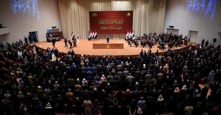 Irak Meclisi'ne korona virüsü sıçradı