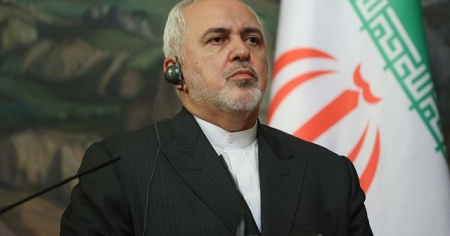 İran Dışişleri Bakanı Zarif: Filistin, Arap ve İslam alemi bu anlaşmayı başarısızlığa uğratabilecek güçte