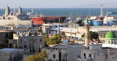İsrail 'Beyrut' benzeri felaketten korkuyor