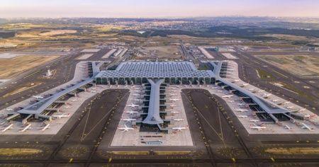 İstanbul Havalimanı dünyada bir ilk oldu