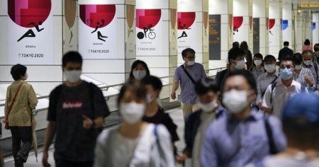 Japonya'da günlük Covid-19 vaka sayısı rekor kırdı