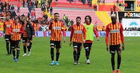 Kayserispor en çok gol yiyen takım oldu