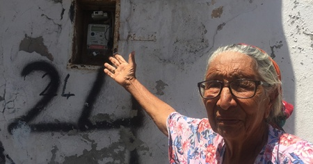 Kiracısı faturaları ödemedi, yaşlı kadını cezaevine girmekten Covid kurtardı
