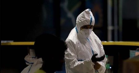 Kovid-19 nedeniyle son 24 saatte Brezilya'da 703, Meksika'da 705, Hindistan'da 871 kişi öldü