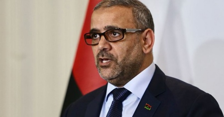 Libya Devlet Yüksek Konseyi Başkanı Mişri: Hafter'e destek için gönderilen paralı savaşçılarda hareketlilik gözlüyoruz