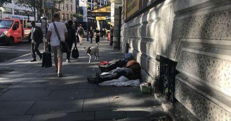 Londra'da binlerce kişi evsiz kalma tehlikesi içinde