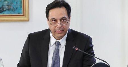 Lübnan Başbakanı Diyab, istifa etti