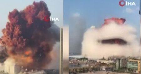 Lübnan'daki patlamada bilanço ağırlaşıyor: 25 ölü, 3 bine yakın yaralı