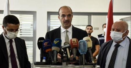 Lübnan Sağlık Bakanı'ndan patlamanın ilk anından itibaren ülkesinin yanında yer alan Türkiye'ye teşekkür