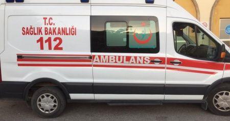 Mardin'de Suriye uyruklu bir kişi vurularak hayatını kaybetti