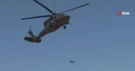 Mardin Jandarma Özel Harekat timleriyle çatışmaya giren 2 terörist etkisiz hale getirildi