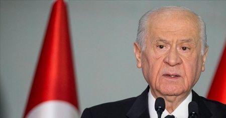 MHP Genel Başkanı Bahçeli'den 'Doğu Akdeniz' mesajı