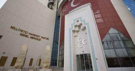 MHP Ordu İl Başkanı olarak Naci Şanlıtürk atandı
