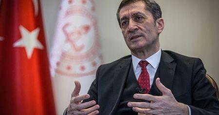 Milli Eğitim Bakanı Selçuk'tan eğitim için Kovid-19'la mücadele çağrısı