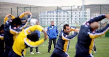 MKE Ankaragücü Kulübünden Süper Lig için TFF'ye isim önerisi