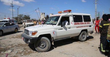 Mogadişu'da patlama: 8 ölü