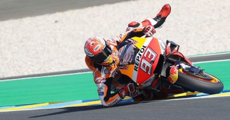 MotoGP'de Marquez sakatlığı nedeniyle peş peşe 3. yarışı kaçıracak
