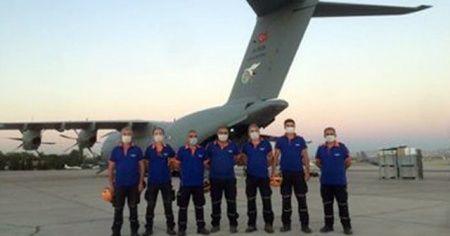 """MSB: """"Beyrut'a havalanacak uçakta tıbbi yardım malzemeleri ve arama-kurtarma personeli olacak"""""""