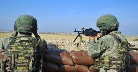 MSB: Son 10 günde toplam 57 PKK/YPG'li terörist etkisiz hale getirildi