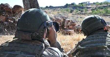 MSB: Zeytin Dalı bölgesinde 20 PKK/YPG'li terörist gözaltına alındı