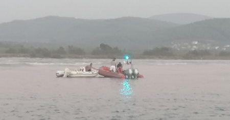 Muğla'da denizde boğulma tehlikesi geçiren 3 kişiden 2'si kurtarıldı, biri kayboldu