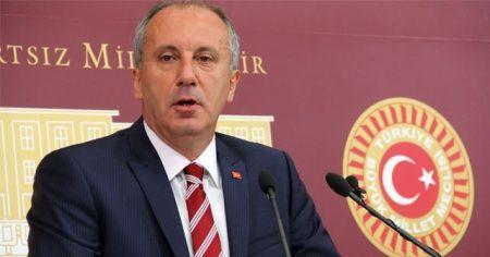 Muharrem İnce'den Kılıçdaroğlu'na tepki