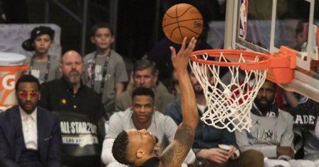 NBA'de Trail Blazers forması giyen Lillard'dan 51 sayı