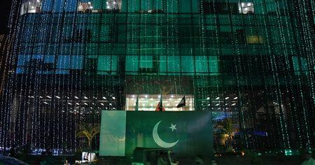 Pakistan bağımsızlığının 73. yılını kutluyor