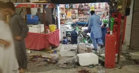 Pakistan'da bombalı saldırı: 1 çocuk öldü