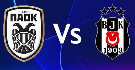 PAOK Beşiktaş maçı ne zaman, hangi kanalda? PAOK Beşiktaş maçı şifresiz mi?