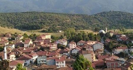 Simav'da 2 ev karantinaya alındı