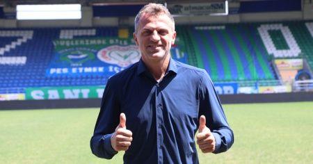 Stjepan Tomas, Çaykur Rizespor ile imzaladı