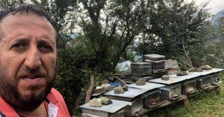 Trabzonlu bal üreticisi arı sokması sonucu hayatını kaybetti