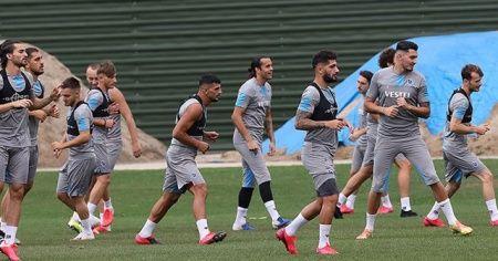 Trabzonspor yeni sezon hazırlıklarına 17 Ağustos'ta başlayacak