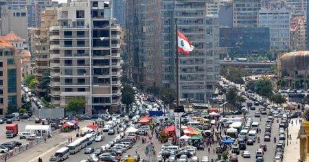 """Trump ve Macron'dan """"Lübnan'a yardım"""" vurgusu"""