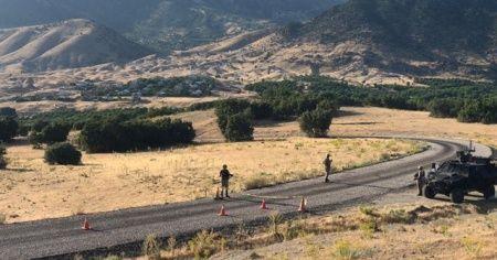 Tunceli'deki köyde karantina süresi uzatıldı
