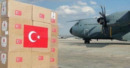 Türkiye'den Lübnan'a tıbbi yardım