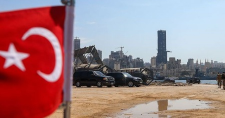 Türkiye Lübnan'ın acısını yakından paylaşıyor