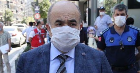 Vali Dağlı: Samsun'da hastanelerin doluluk oranının çok yüksek olduğu iddiaları doğru değil