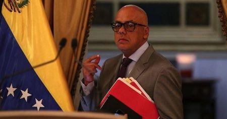 Venezuela Devlet Başkan Yardımcısında Kovid-19 tespit edildi