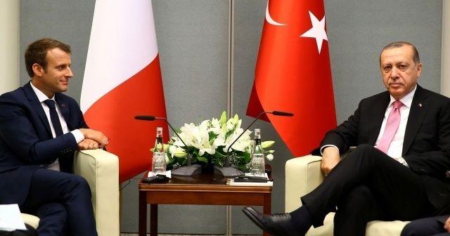 """""""Macron, Erdoğan'la ve Doğu Akdeniz'de gerginliği düşürmeli"""""""