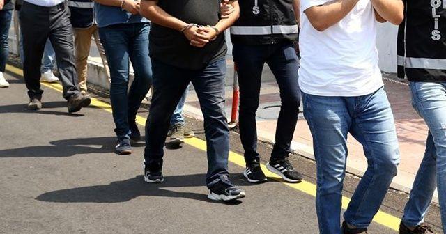 2011 KPSS sorularının FETÖ mensuplarına sızdırılması soruşturmasında haklarında gözaltı kararı verilen 100 şüpheliden 50'si yakalandı