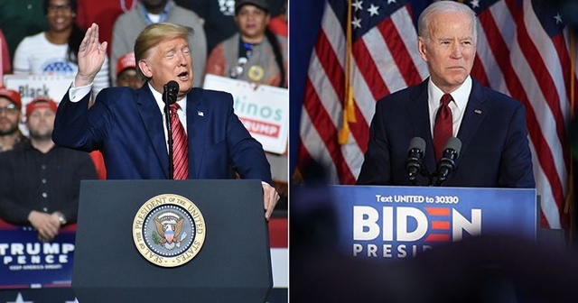 ABD'de başkan adaylarının canlı yayın tartışması öncesi 'doping testi' atışması