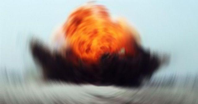 Afganistan'da bombalı saldırıda 1 sivil öldü