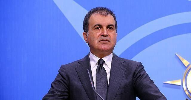 AK Parti Sözcüsü Çelik'ten Macron'a tepki