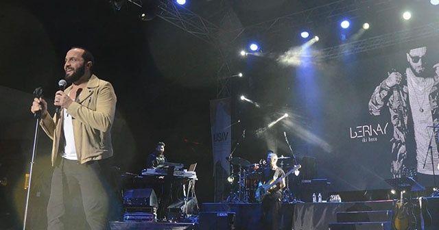 Altın Güvercin, Berkay konseri ile devam etti