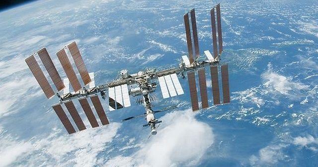 Amerikalı astronot oyunu uzaydan kullanacak