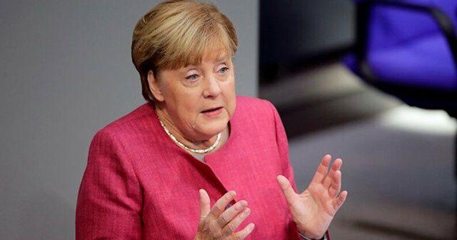 Angela Merkel: Birçok önemli konu Türkiye ile iş birliğine bağlı